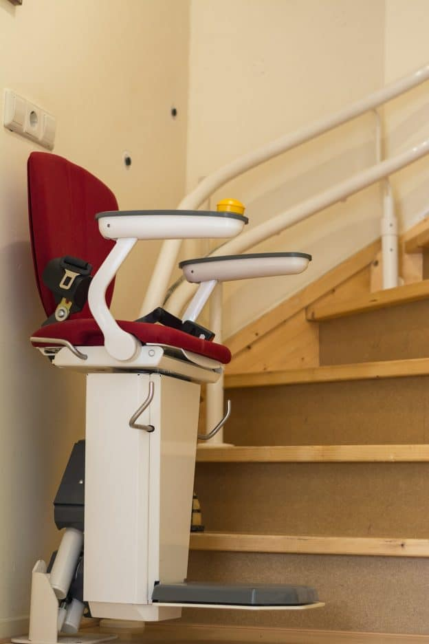 10 Stairlift Common Problems That You Should Know