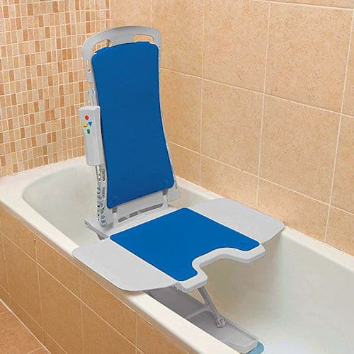 bathlift in a bath